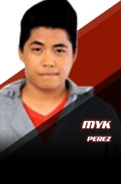 Myk Perez