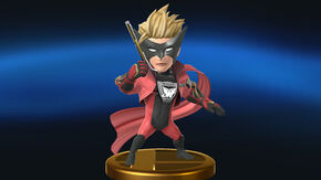 Wonder-Red Trophy SSB