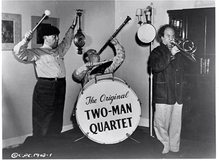 The Three Stooges The 3 Stooges Wiki Fandom Powered By