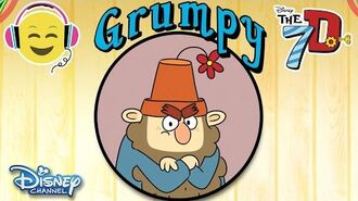 The 7D Grump It Up Official Disney Channel UK