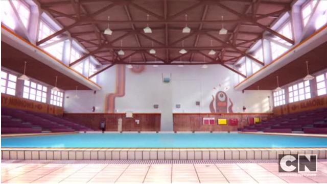 School Swimming Pool The Amazing World Of Gumball Wiki Fandom Powered By Wikia