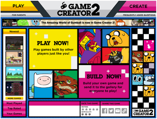 Game Creator 2 Screen1