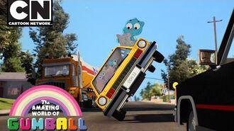 Gumball Copy at Your Own Risk Cartoon Network