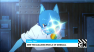 Gumball anime sequence 3