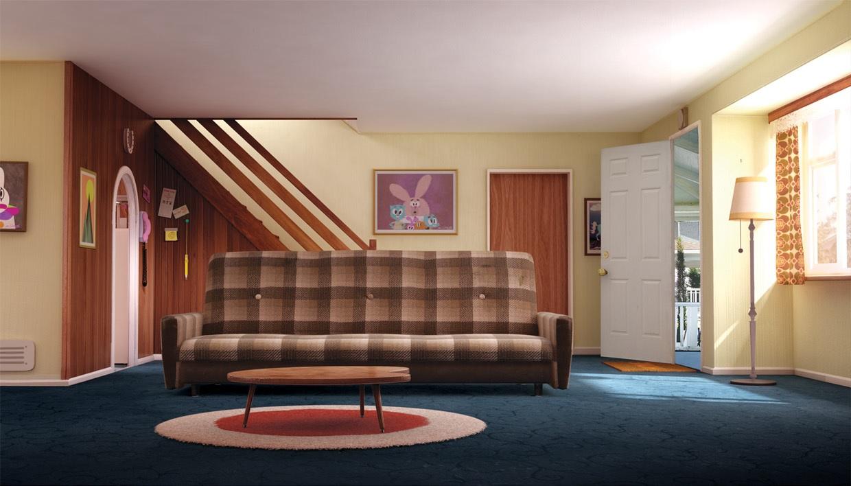 Gumball S Room