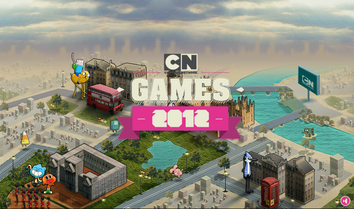 CN Olympic Title Card