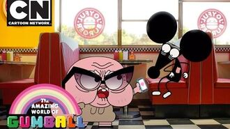 Gumball To Catch a Catfish Cartoon Network