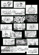 GB210HERO Storyboards