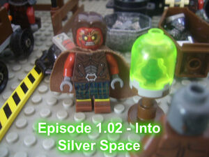 Into Silver Space