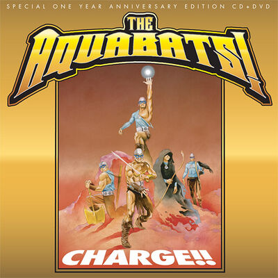 The Aquabats - Charge Special Edition