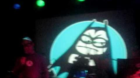 The Aquabats - Hey Homies! live in San Francisco, CA. 02 12 11.