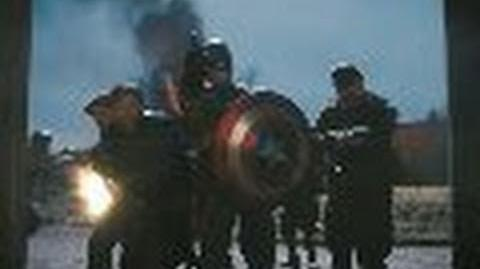 Captain America The First Avenger Trailer