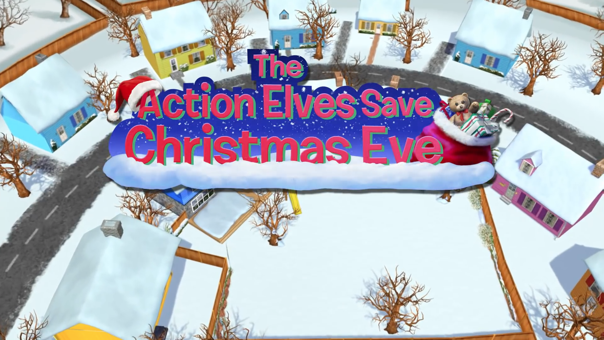 The Action Elves Save Christmas Eve | The Backyardigans Wiki ...