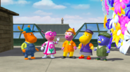 The Backyardigans Flower Power 48