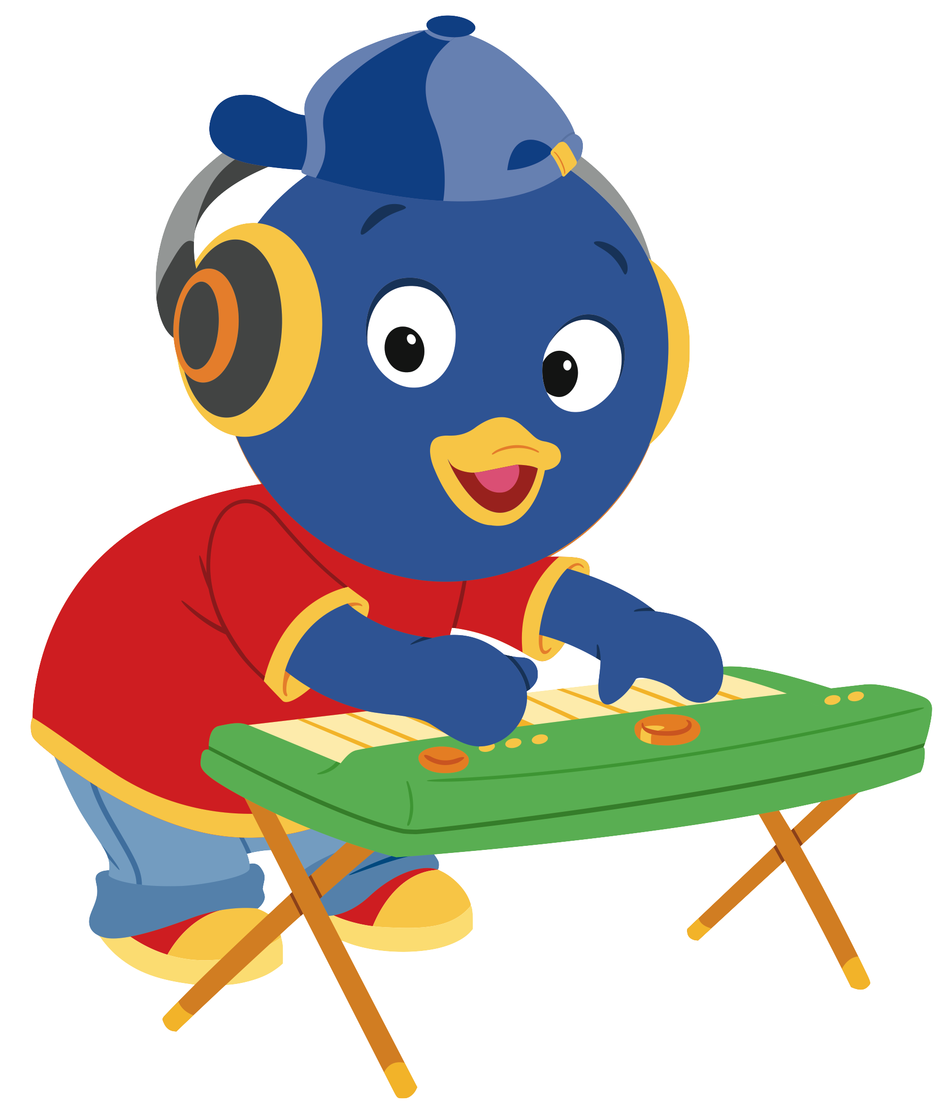 Image - The Backyardigans Let's Play Music! DJ Pablo 3.png | The ...