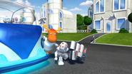 The Backyardigans Robot Rampage P1 12 Tyrone Ripley