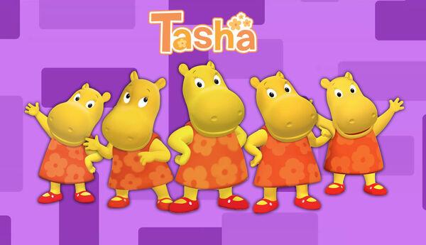 Tasha's Banner made by BackyardigansKaibigan