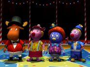 Clowns In Town Cast