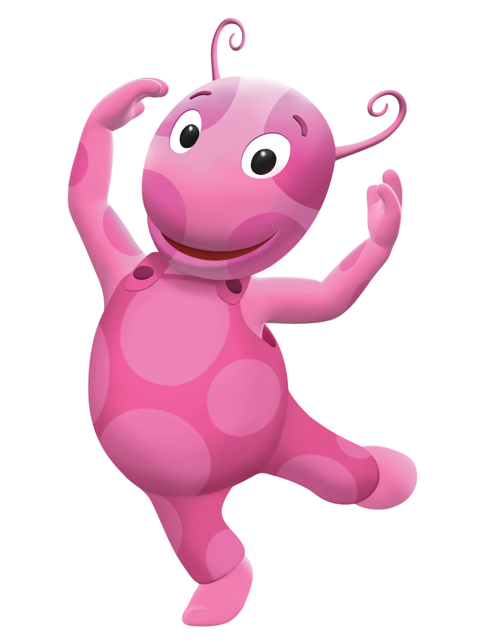 Uncategorized Pink Backyardigan uniqua the backyardigans wiki fandom powered by wikia