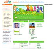NickJr.com - The Backyardigans Nickelodeon Nick Jr. Characters Cast Show Page