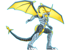 Haos Helix Dragonoid