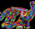 Rainbow Cyborg Avior