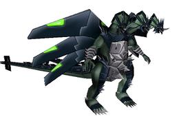 Darkus Evo AlphaHydranoid