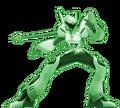 Greenish Aranaut