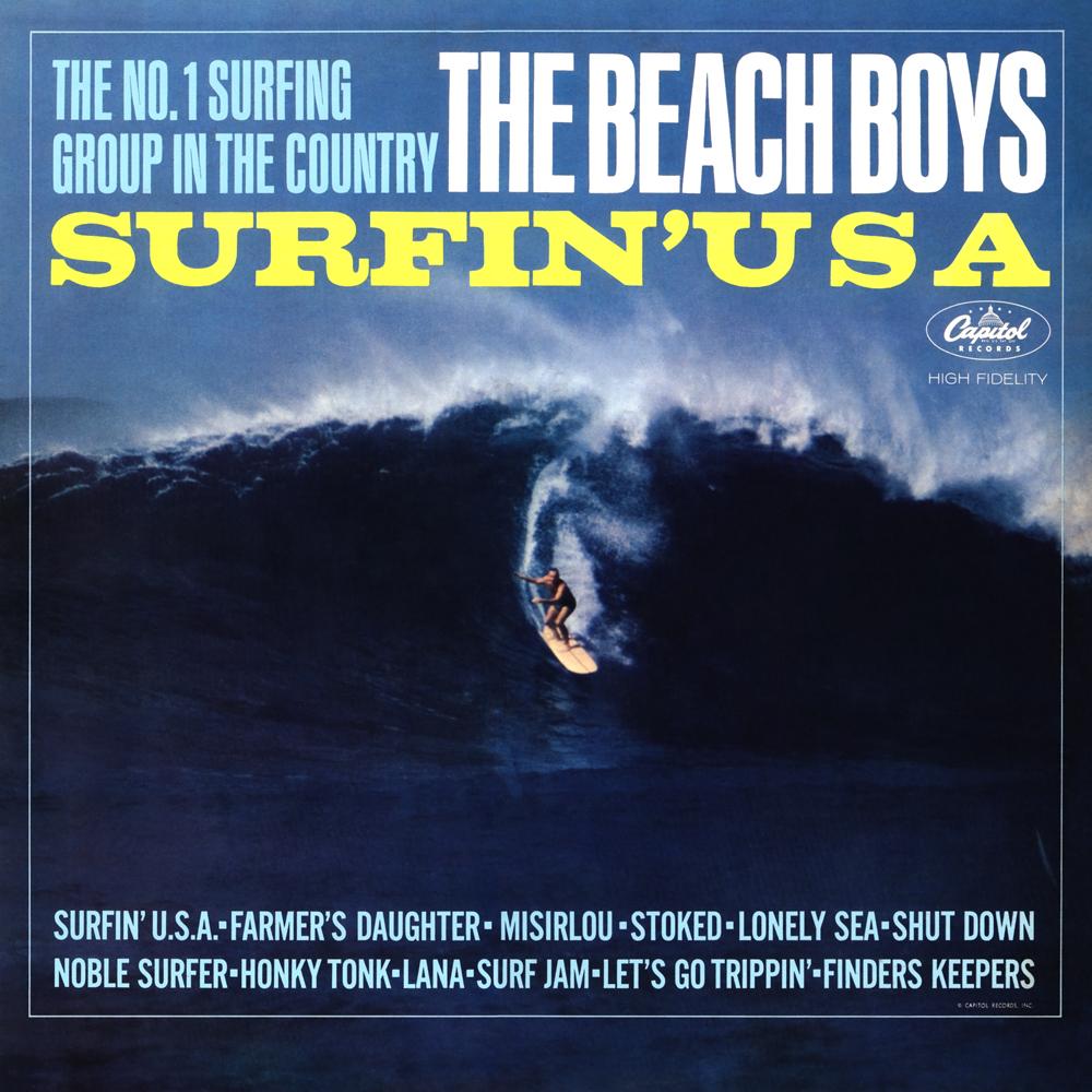 The Beach Boys - Surfin' U.S.A. / Shut Down