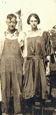 Alva Eunice Beard and Pearl Bingham Beard