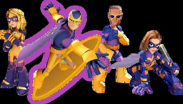 Charactersbibleman