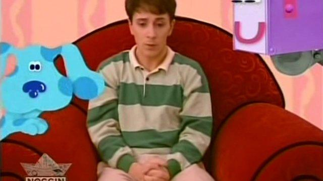 Video Blue S Clues 1x17 What S Ticketys Favorite