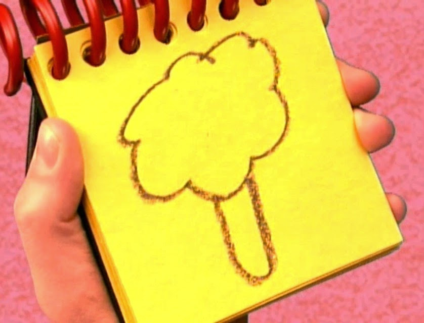 Image Second Clue Tree F Jpg Blue S Clues Wiki