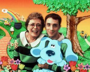 Steve and Steve's Grandmother