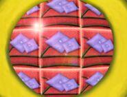 Kaleidoscope Purple Pillows