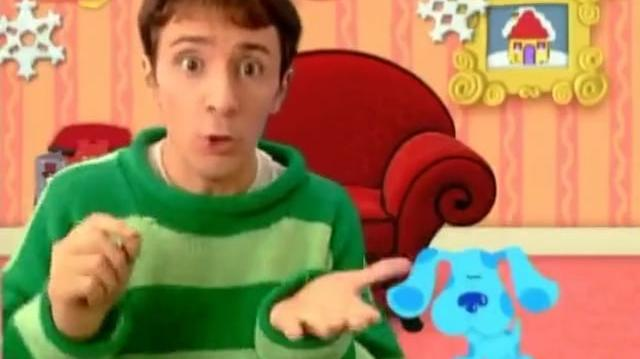 Blue's Clues - 03x09 - Blue's Big Holiday (Without Noggin Logo)