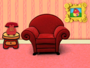 Blue's Clues Living Room