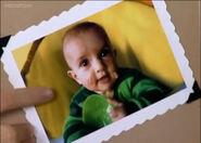 Steve's baby photo