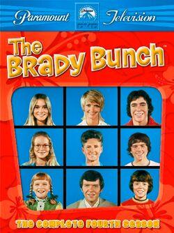 The-Brady-Bunch-Season 4-DVD-cover