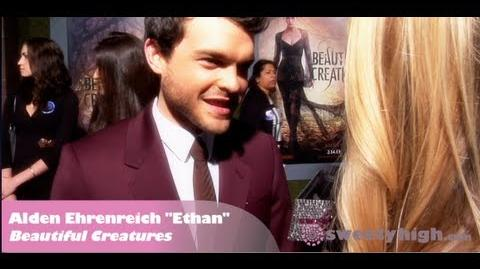 Beautiful Creatures Spills Secrets at World Premiere!