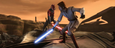 Darth Maul vs Kenobi-Revival