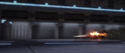 Obi-Wan ship crashes-Nightsisters