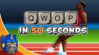 QWOP In 30 Seconds
