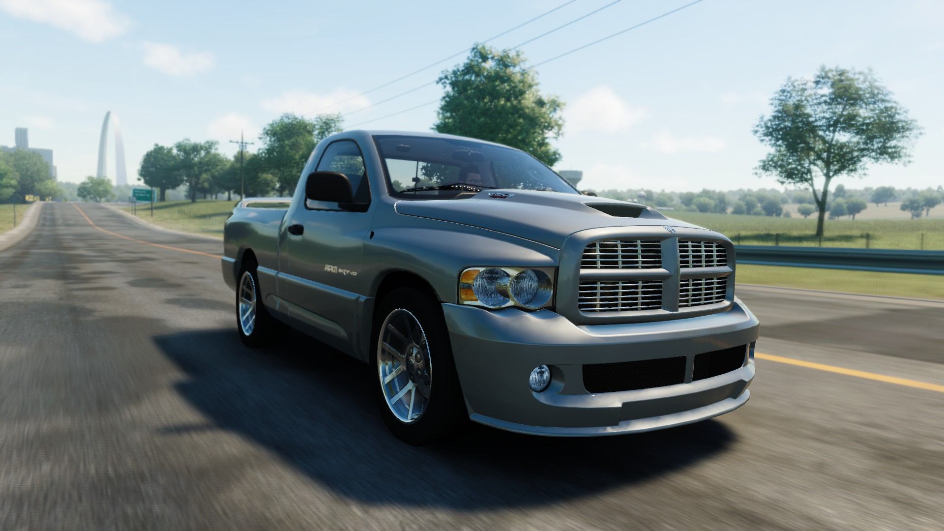 2004 Dodge Ram Srt 10 The Crew Wiki Fandom Powered By