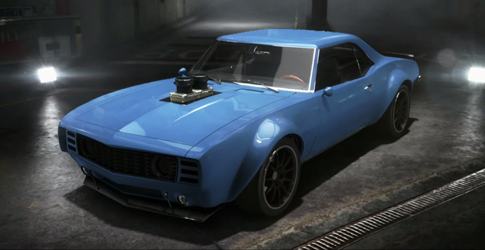 1969 Chevrolet Camaro Rs The Crew Wiki Fandom Powered By Wikia