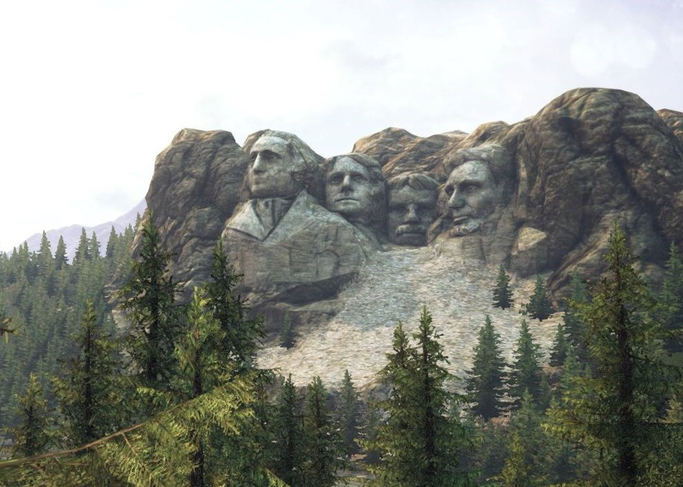 Mount Rushmore The Crew Wiki Fandom Powered By Wikia