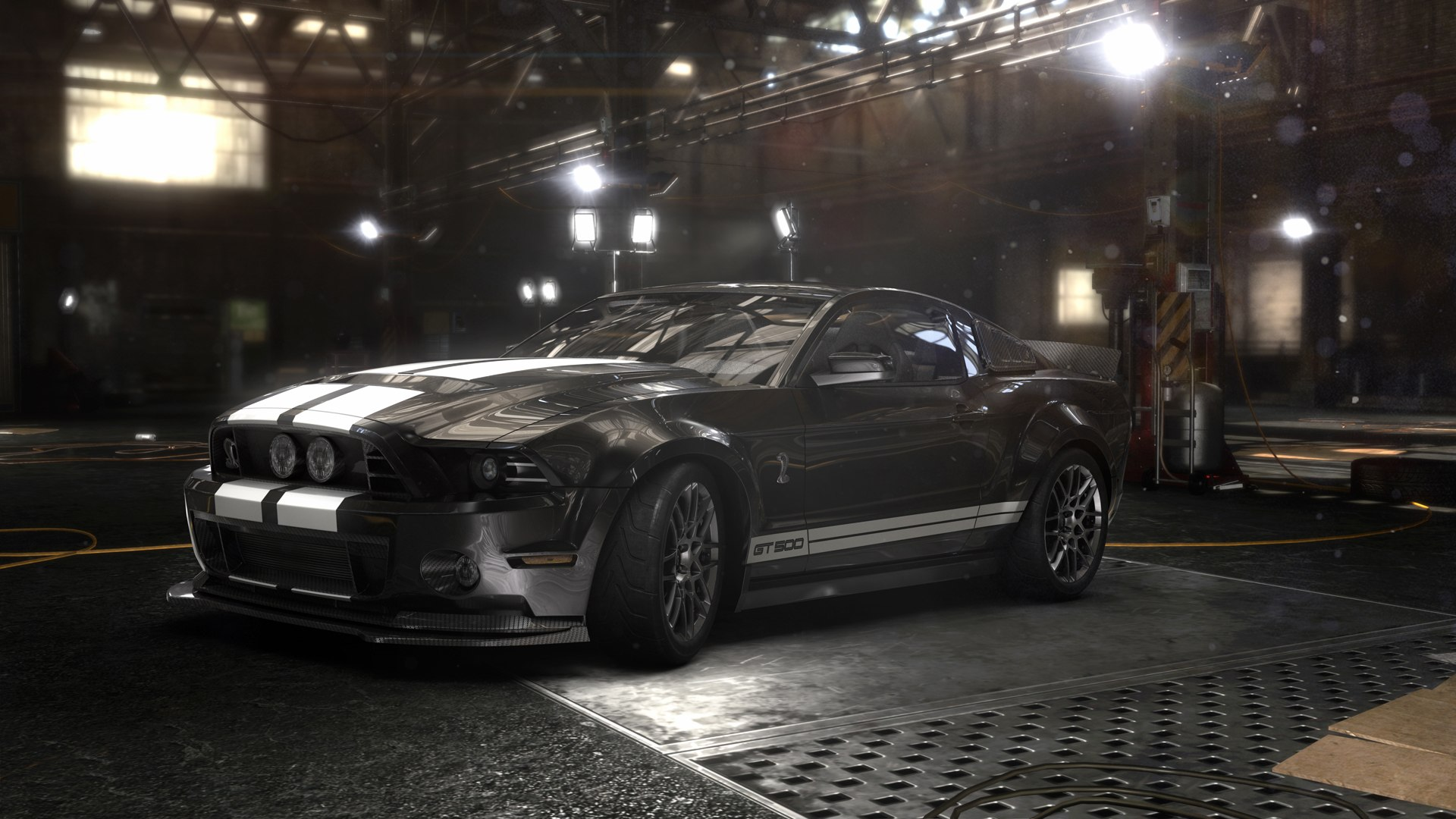 2013 Ford Shelby Gt500 The Crew Wiki Wikia