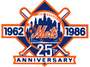25th Anniversary of the New York Mets
