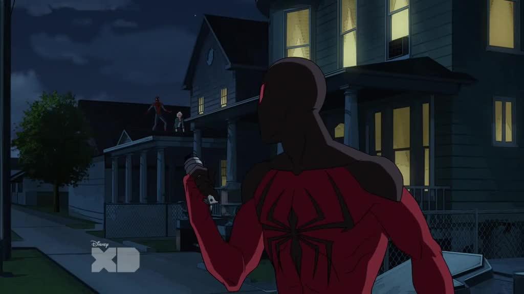 Nova ultimate spider man wiki - photo#27