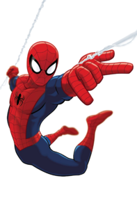 Ultimate Spider Man Render